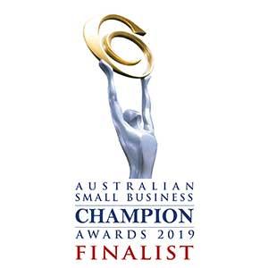 Australian Business Awards Champion 2019 Finalist