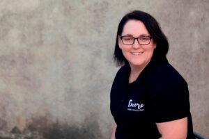 Korryn Haines of Encore Admin Consulting in 2016