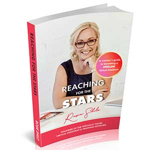 Reaching-For-The-Stars-by-Rosie-Shilo-Contributor-How-To-Run-A-Stellar-VA-Business-Book
