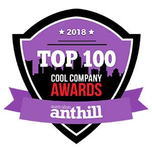 Top 100 Cool Company Awards Anthill 2018